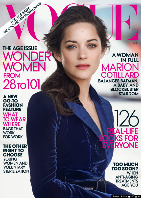 august cover vogue us