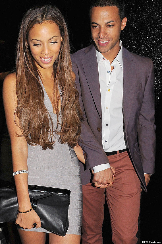 and rochelle wiseman Marvin humes
