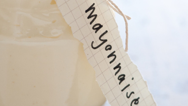 . How To Remove Water Marks On Wood Using Mayonnaise   HuffPost