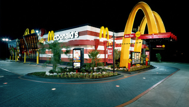 Top Ranked Fast Food Chains