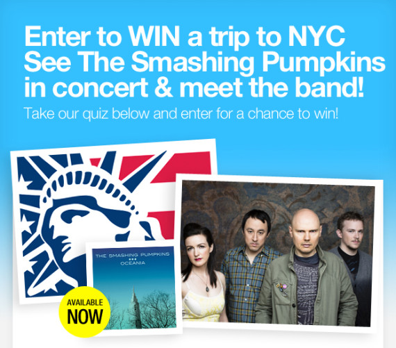 smashing pumpkins contest