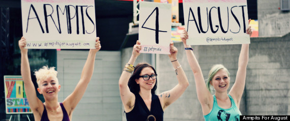 armpits 4 august