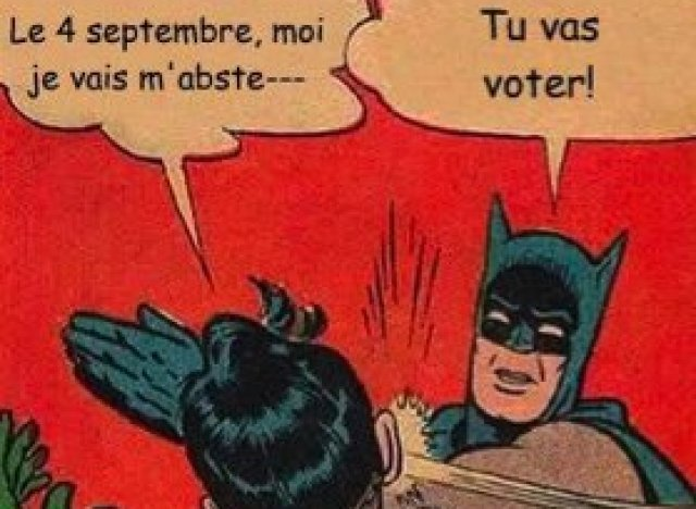 batman campagne