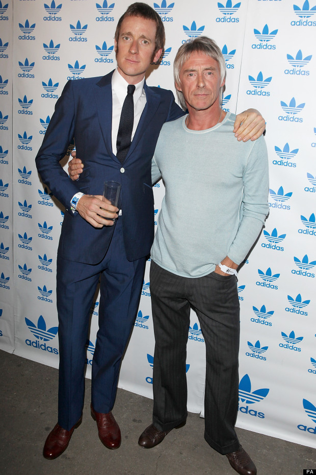 bradley wiggins paul weller
