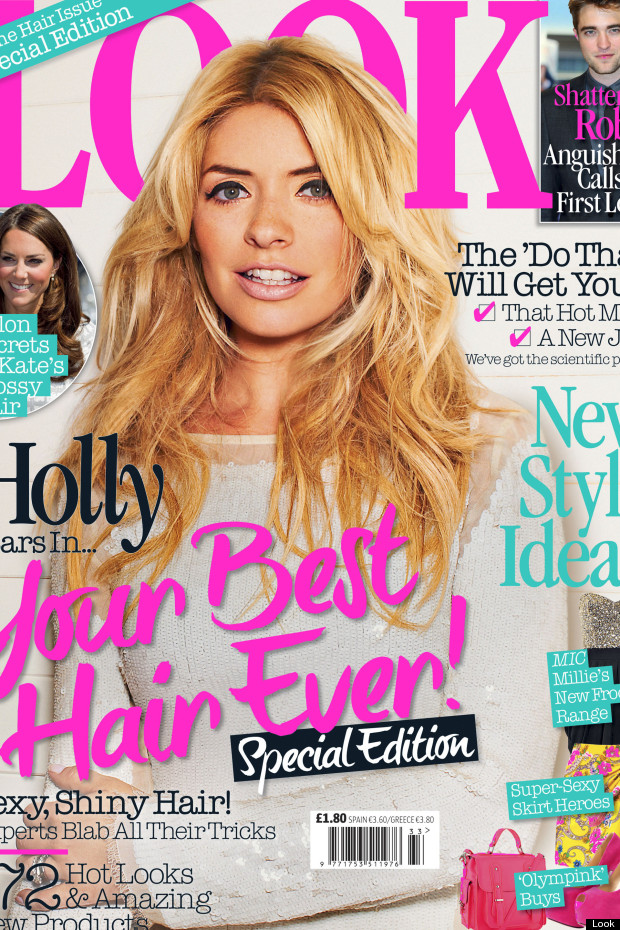 holly willoughby look