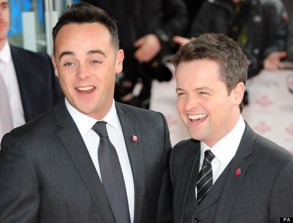 ant and dec