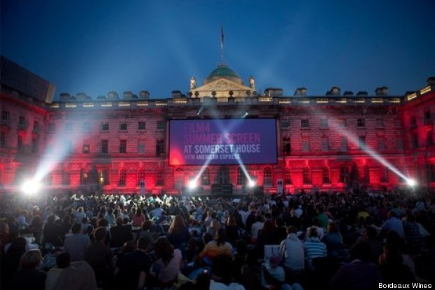 bordeaux wines as the official sponsor of film4 su