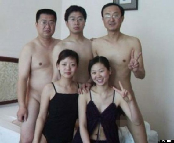 china orgia