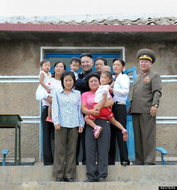 Historia y tecnología militar: Visita de Kim Jong Un a una