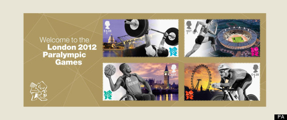 paralympics stamps
