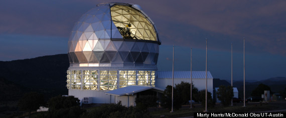 hobbyeberly telescope