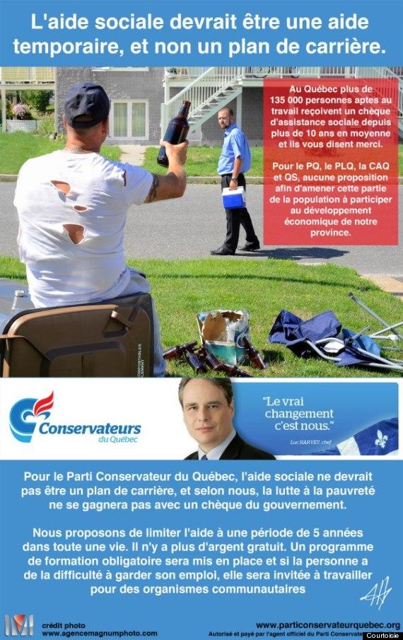 parti conservateur du quebec