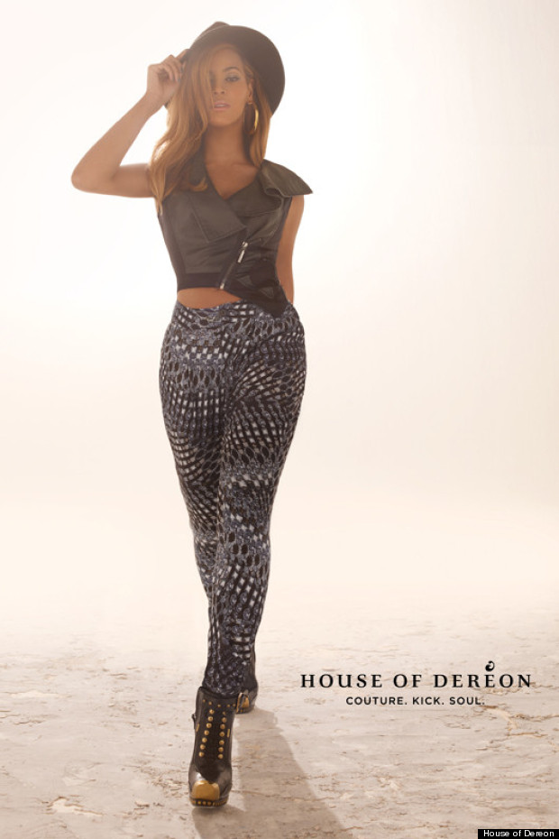 beyonce house of dereon