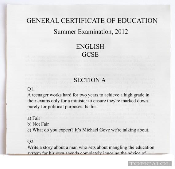Gcse essays