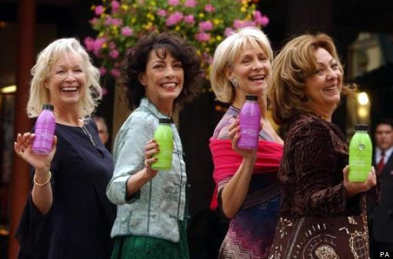 Pans People: Stars mourn death of founder member Flick