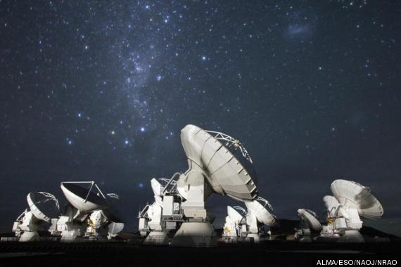 sugar hunting telescopes chile