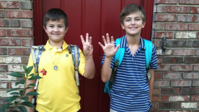 What I Would Like to Tell My Son's New Fifth Grade Teacher | HuffPost