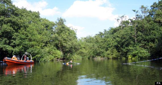 police river deaths