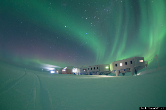 antarctic survey