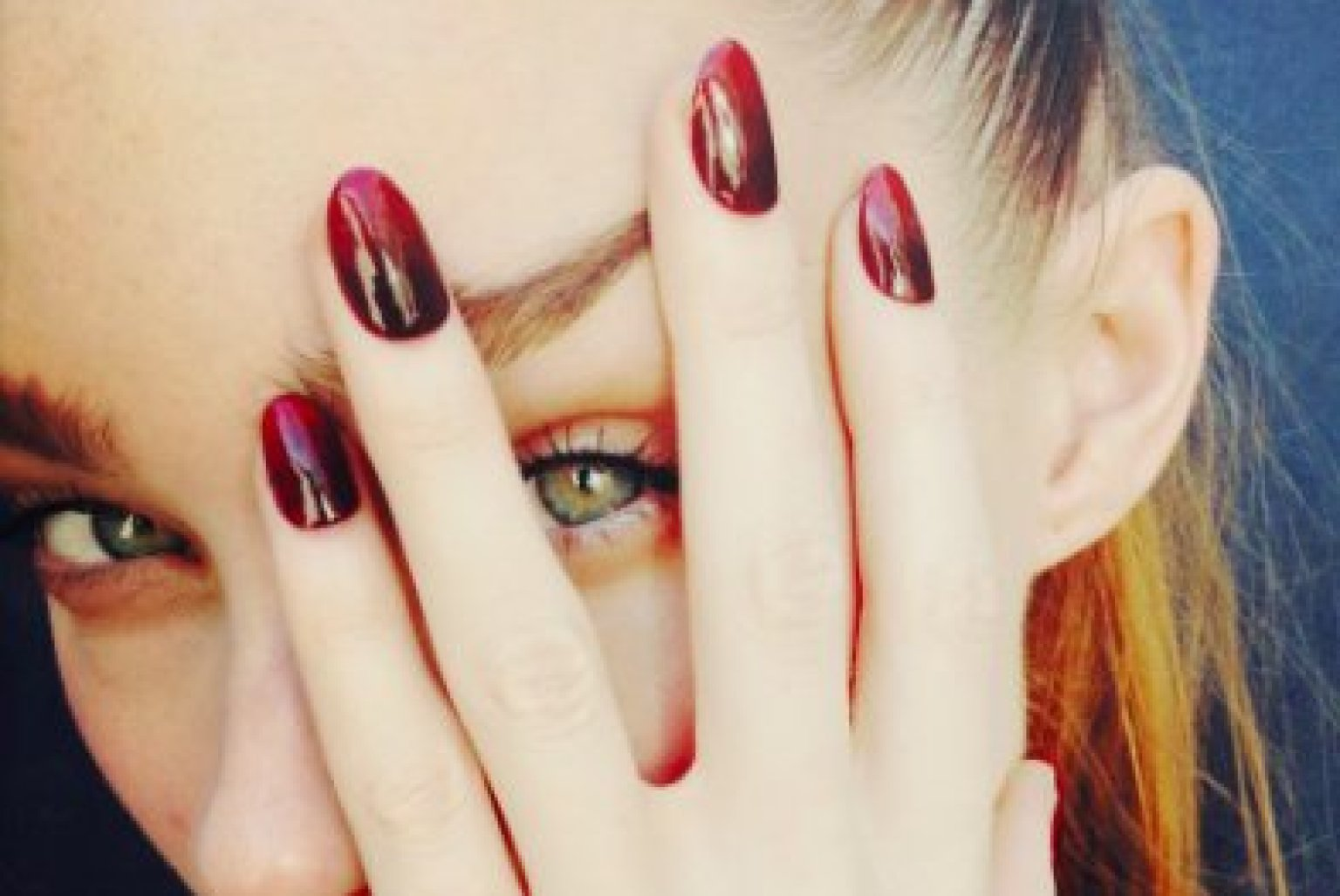 Fall Nail Colors 2012: How To Wear This Season\'s Dark & Dreamy ...