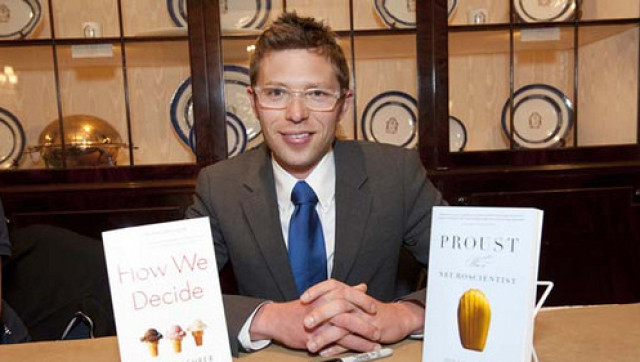 Jonah Lehrer\'s College Poem: A Close Reading | HuffPost