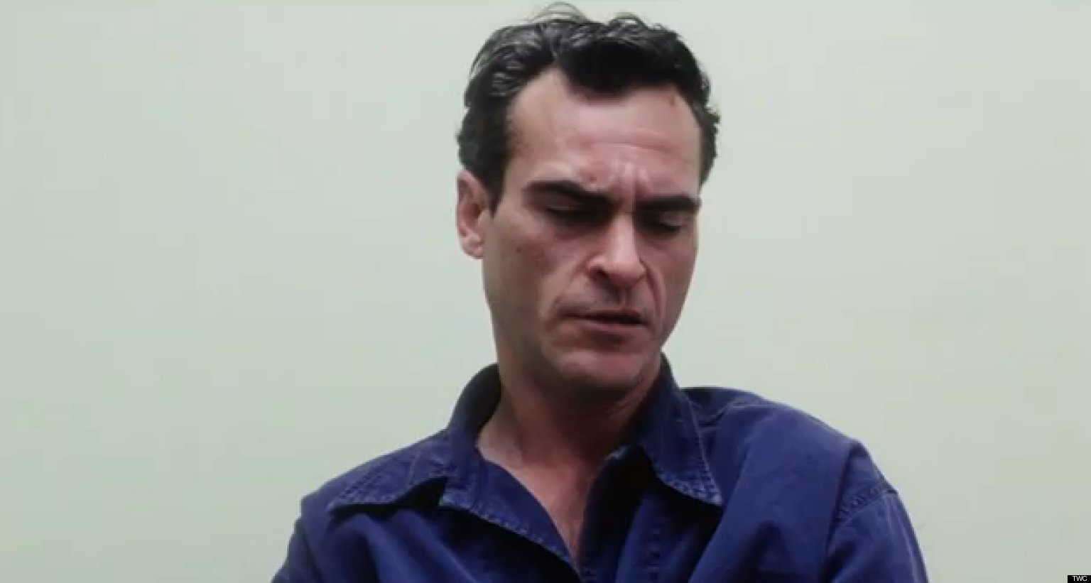 'The Master' Clip: NSFW Bit Features Joaquin Phoenix Being ...