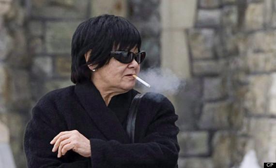 bev oda smoking expenses