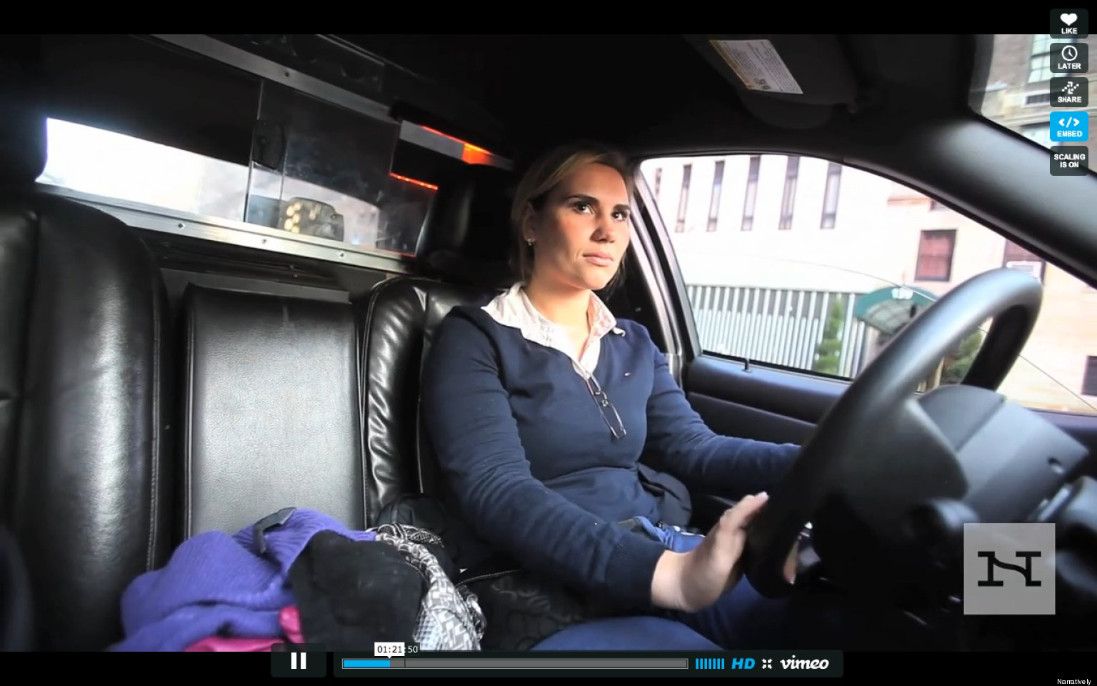 Fake taxi lucky drivers cock fills sexy passengers tight pink pussy - 2 1