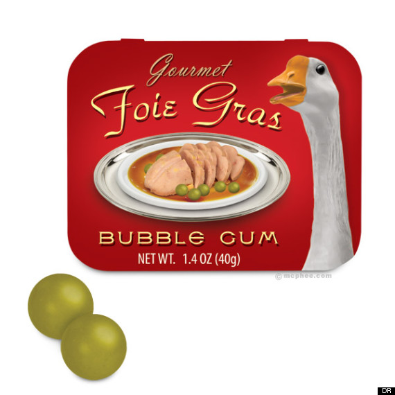 foie gras gum