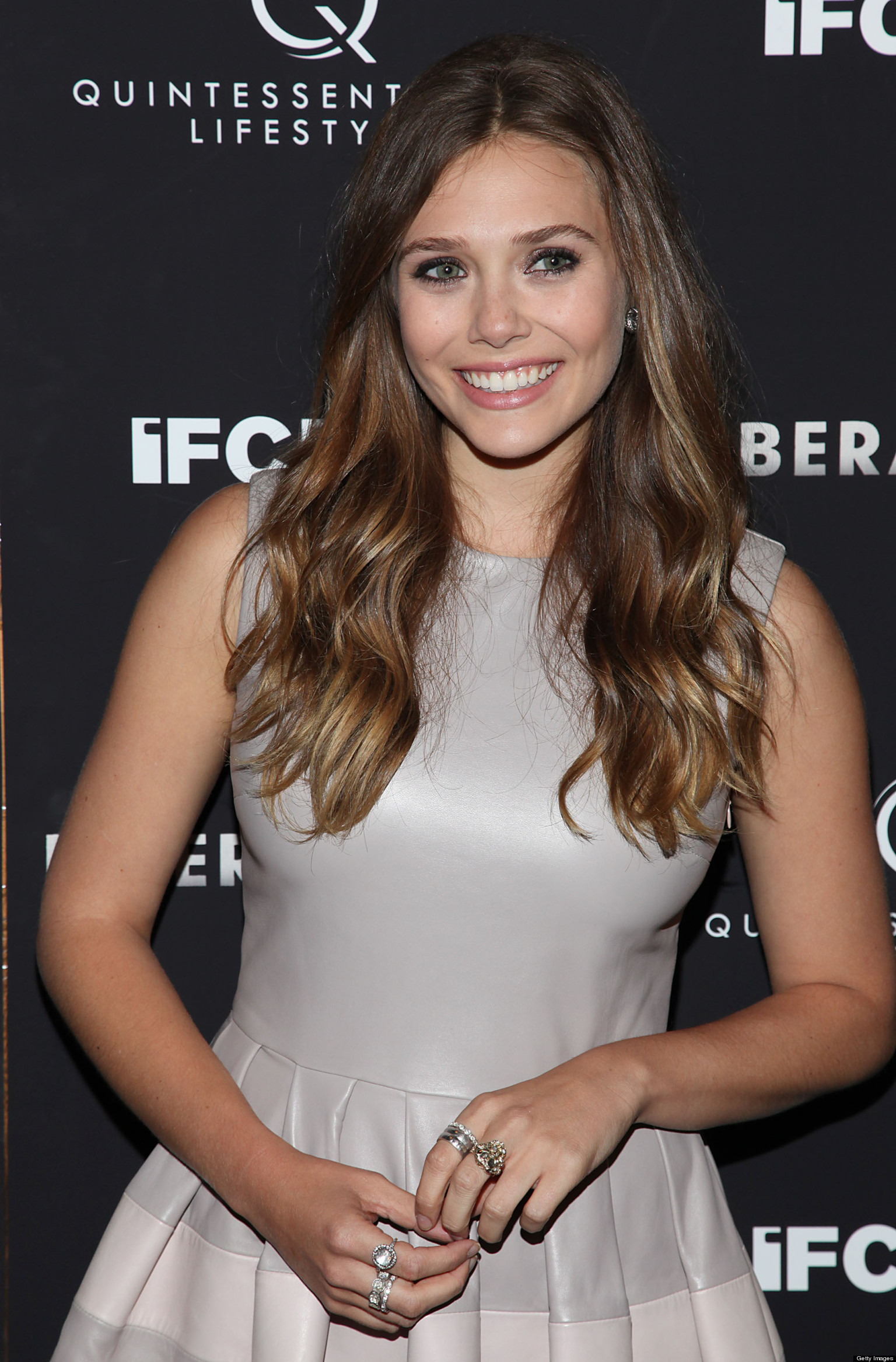 Elizabeth olsen 39 oldboy 39 role is 39 really exciting 39 huffpost - Scarlet witch boobs ...
