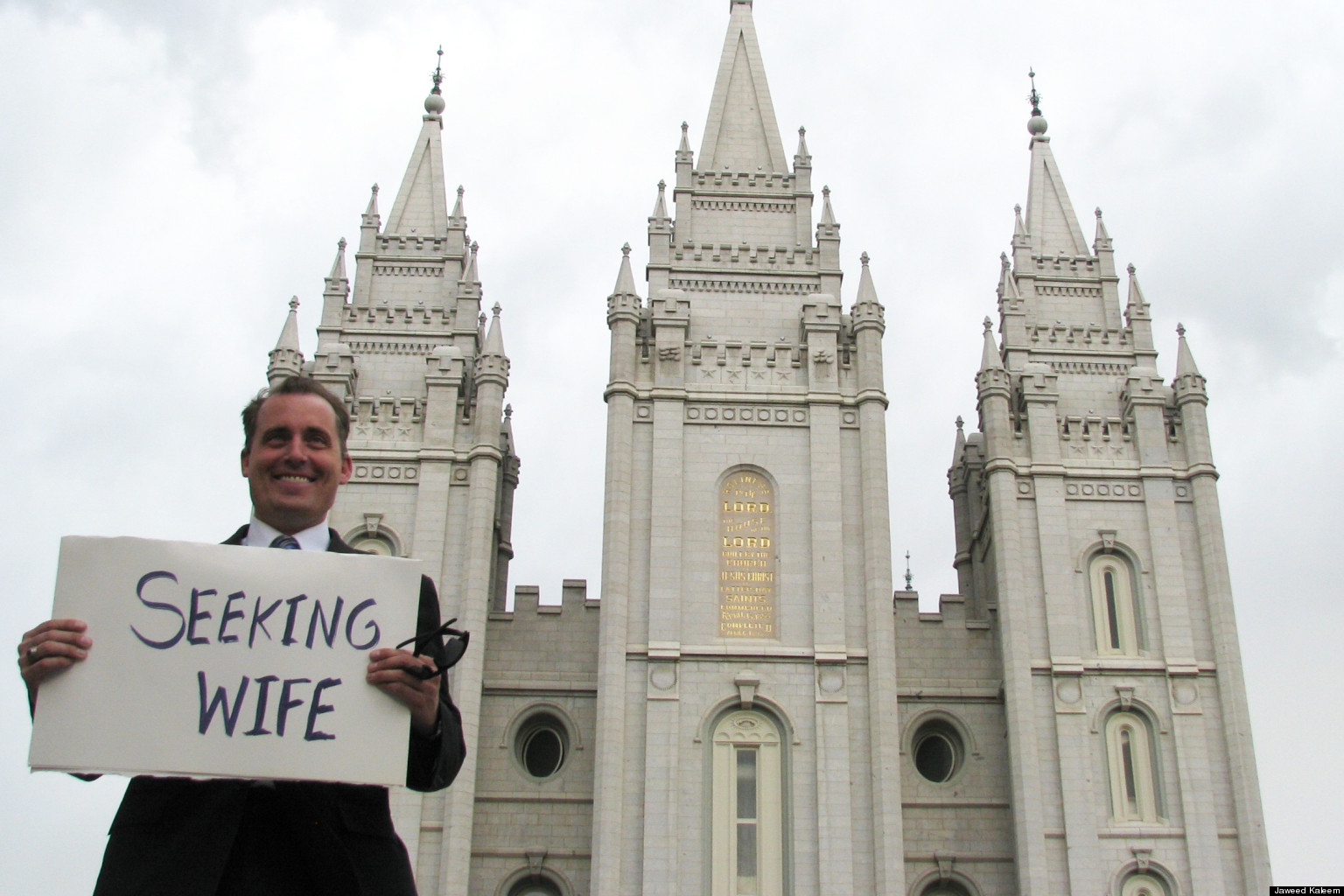 mormon lake catholic single men In recognition of the mormon 9th commandment, salt lake city tribune  catholic single  the salt lake tribune i guess he's not the teflon man.