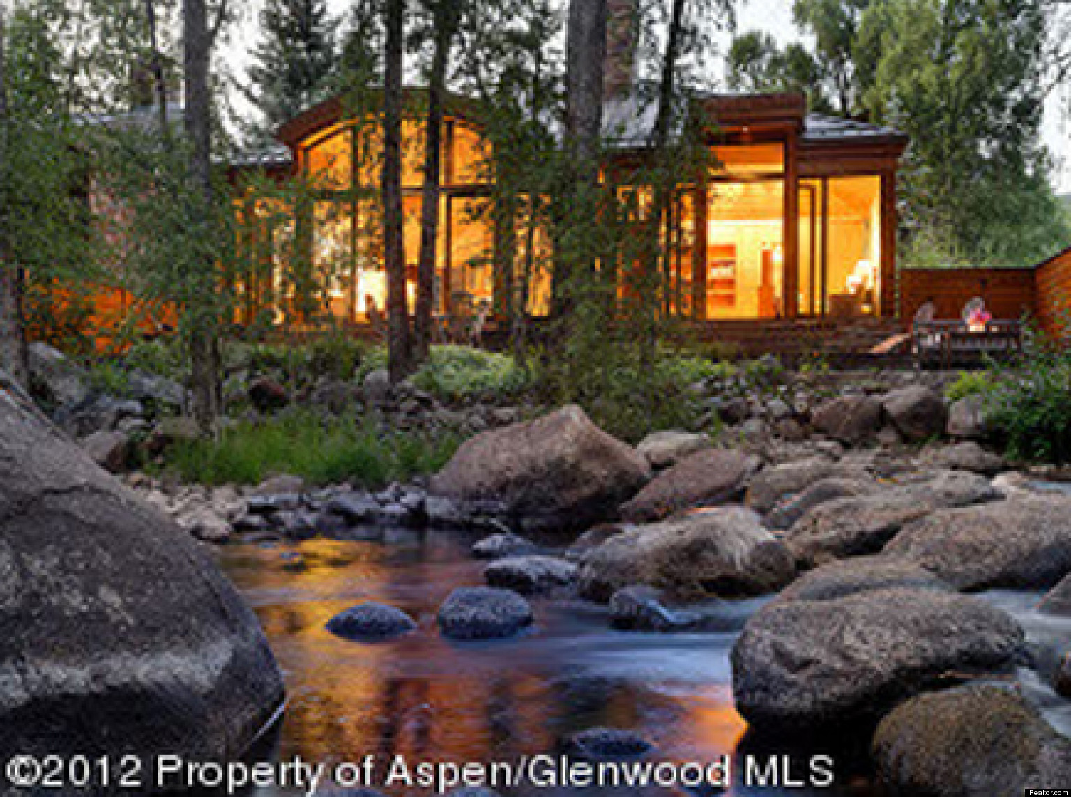 Top 10 Most Expensive Mountain Cabins In Colorado, According To