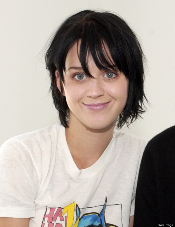 Katy Perry Is Almost Unrecognisable In Unearthed Pics Taken Before - Katy-perry-with-no-makeup