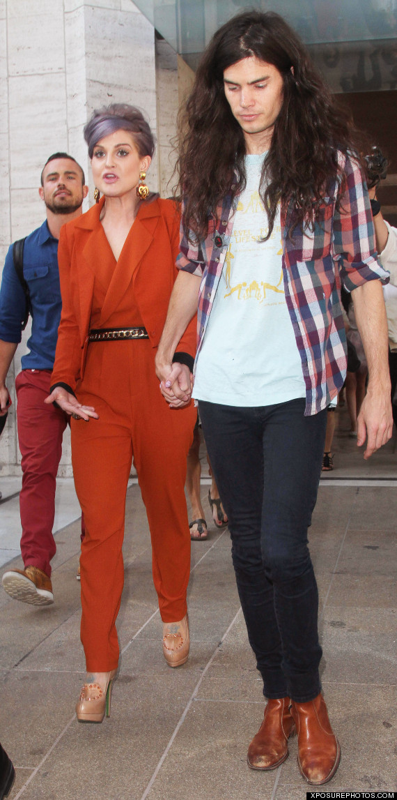 Kelly Osbourne And Boyfriend Matthew Mosshart Attend New ...Kelly Osbourne Husband