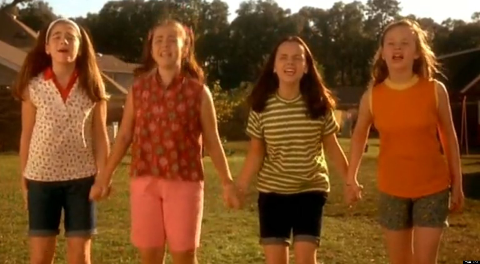 'Now & Then' Cast All Grown Up (PHOTOS) | HuffPost