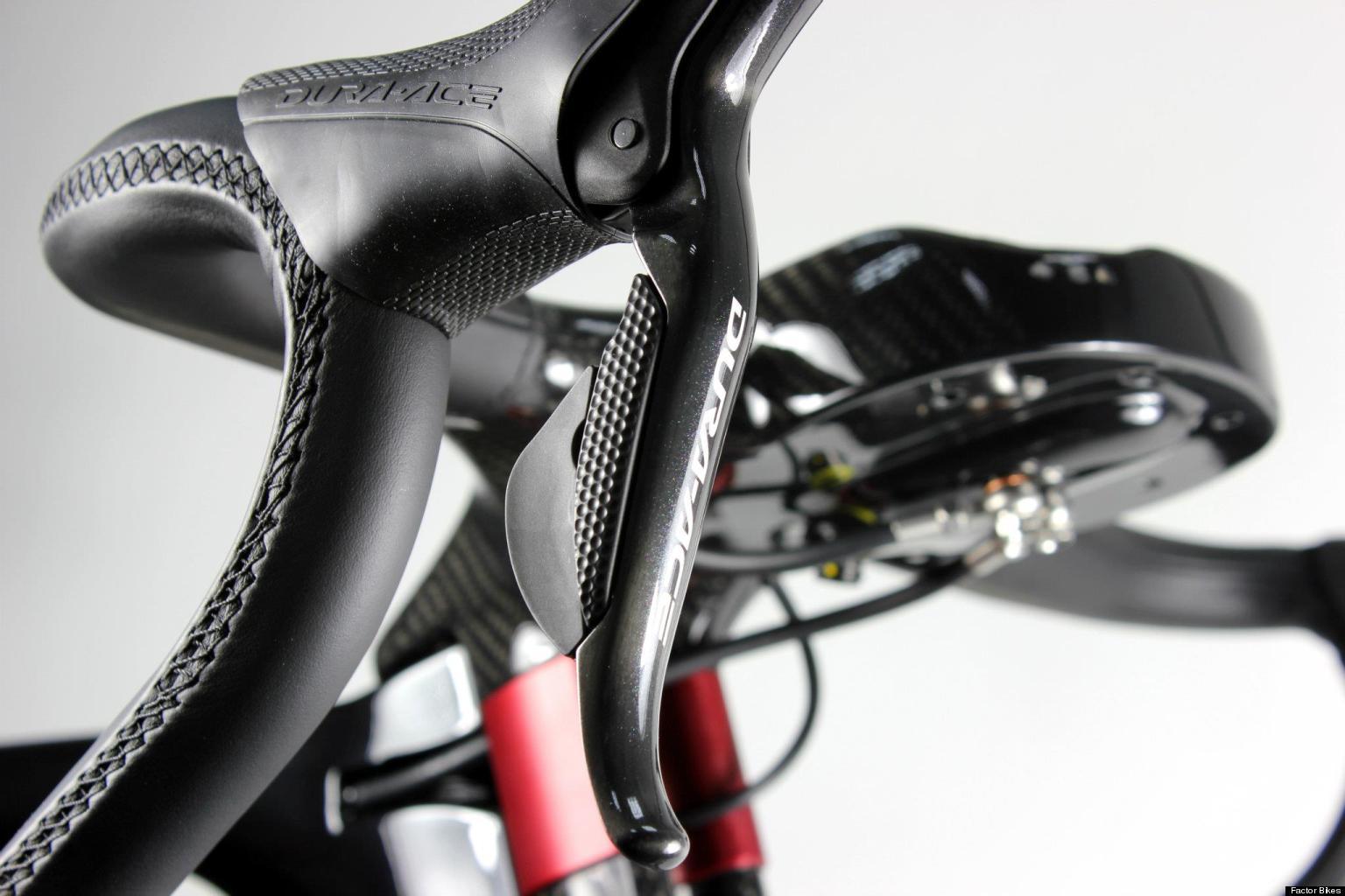aston martin one-77 cycle, la bicicleta de 40,000 dólares | huffpost
