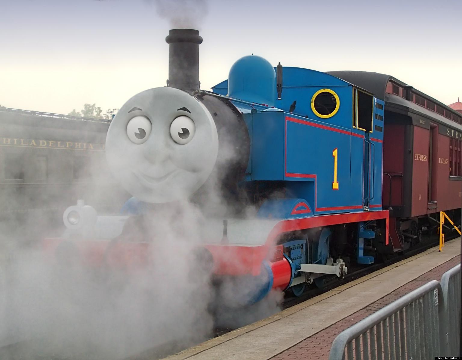 Thomas The Train Desktop Wallpaper Hostgarcia
