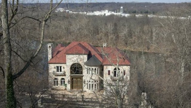 9 Million Northern Virginia Castle For Sale But You Can