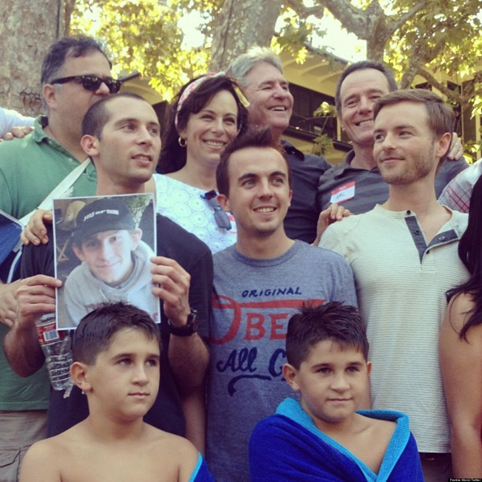 Malcolm In The Middle Reunion Frankie Muniz Tweets s