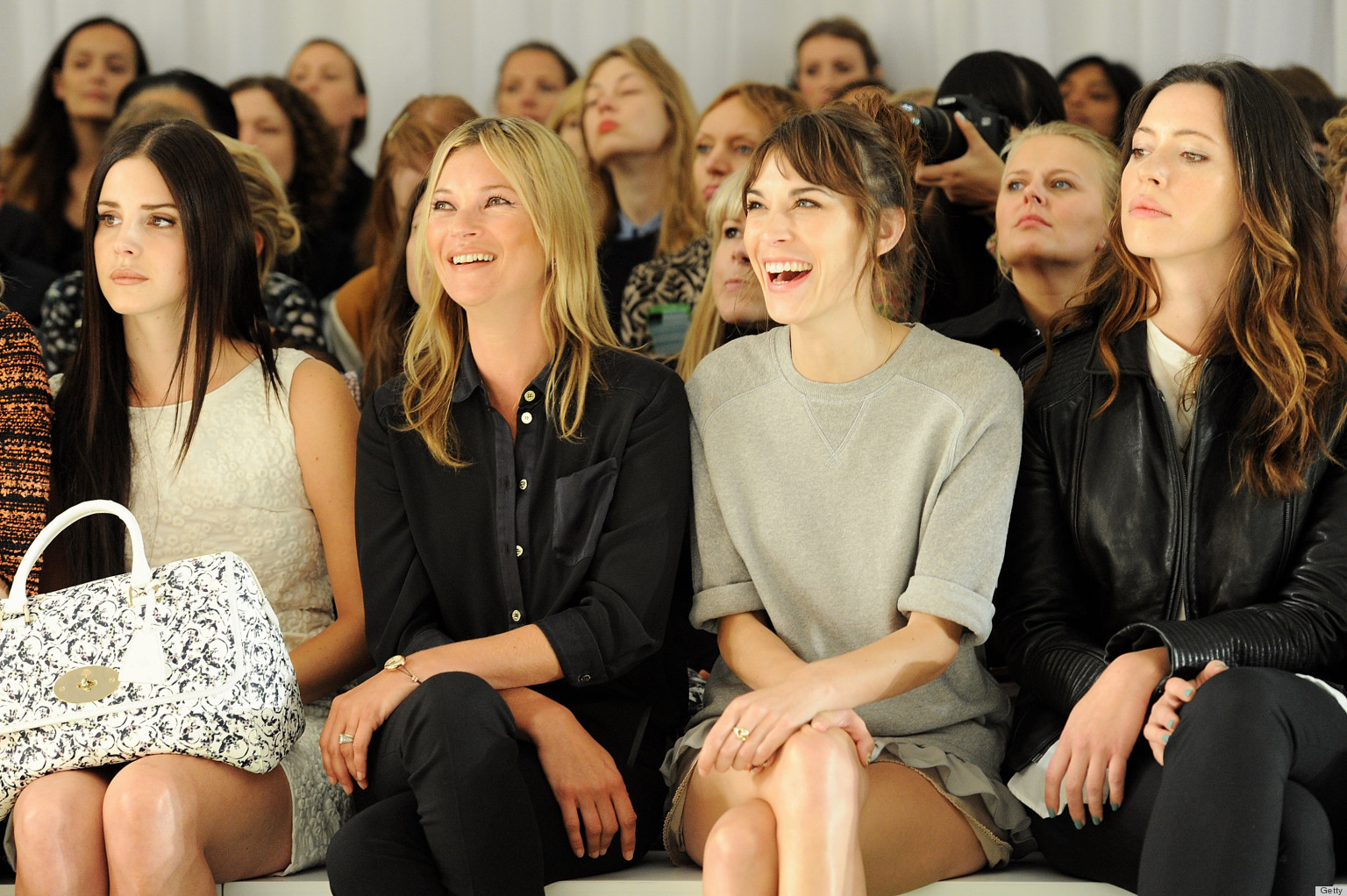 From Kate Moss to Alexa Chung, See All The Stylish Looks From Miu Miu's London Pop-UpParty
