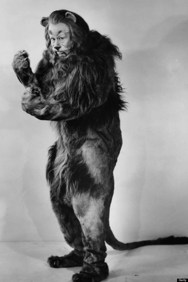 lion wizard of oz