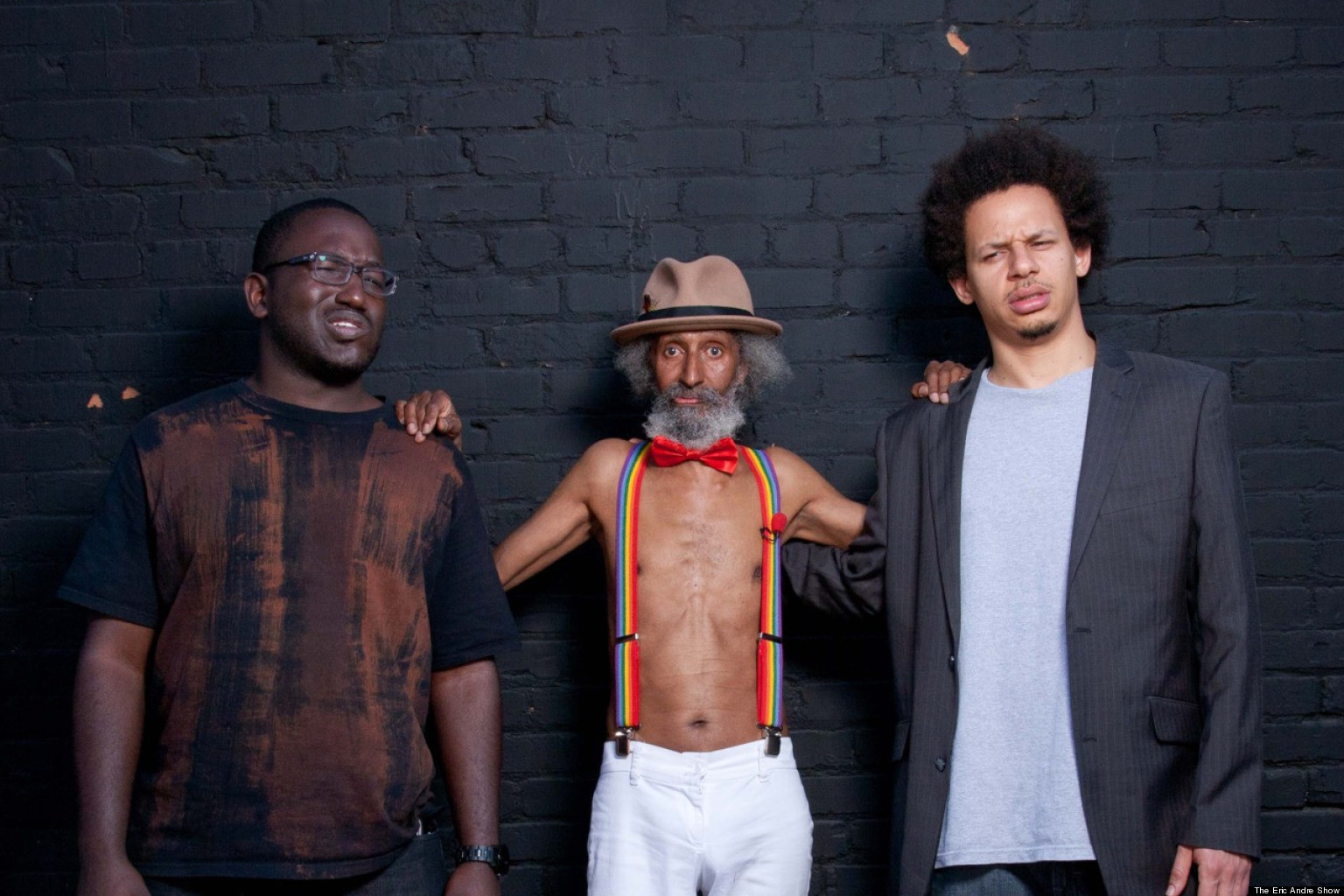 the eric andre show at rock and roll hotel huffpost dc top 5 for