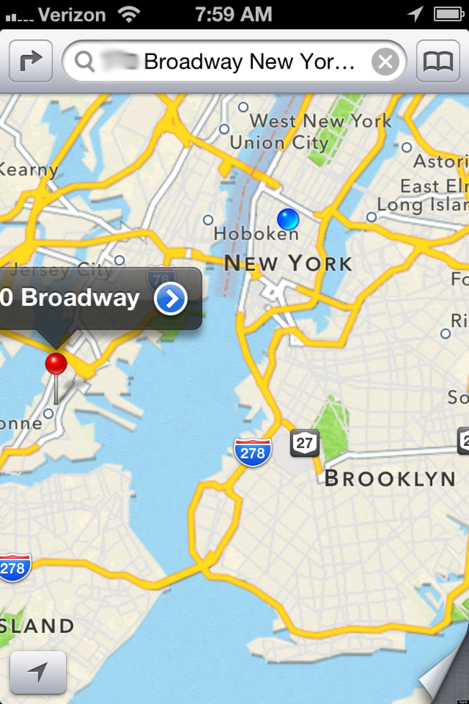Apples IOS 6 Maps Debacle Youre Drivin Me Crazy And I Distill Can