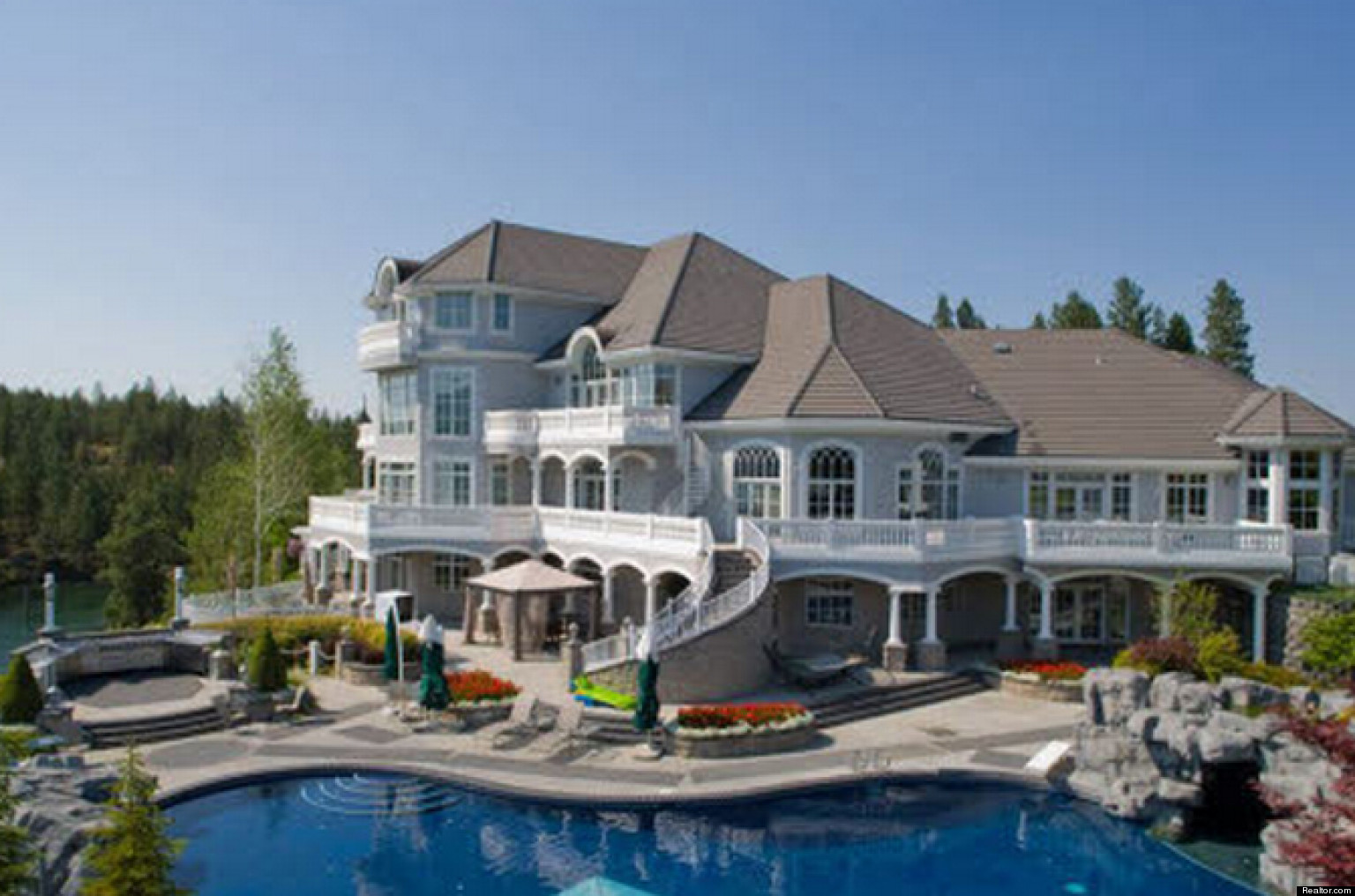 Most expensive homes in the mountain states according to for Top ten home builders