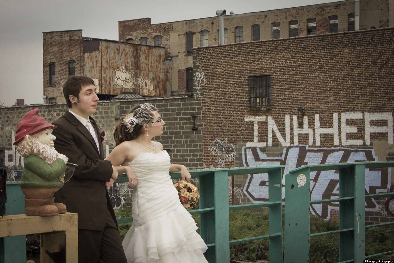 Hipster Wedding: How To Tell If You're At One