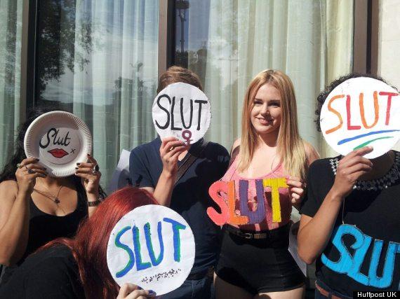slut walk london