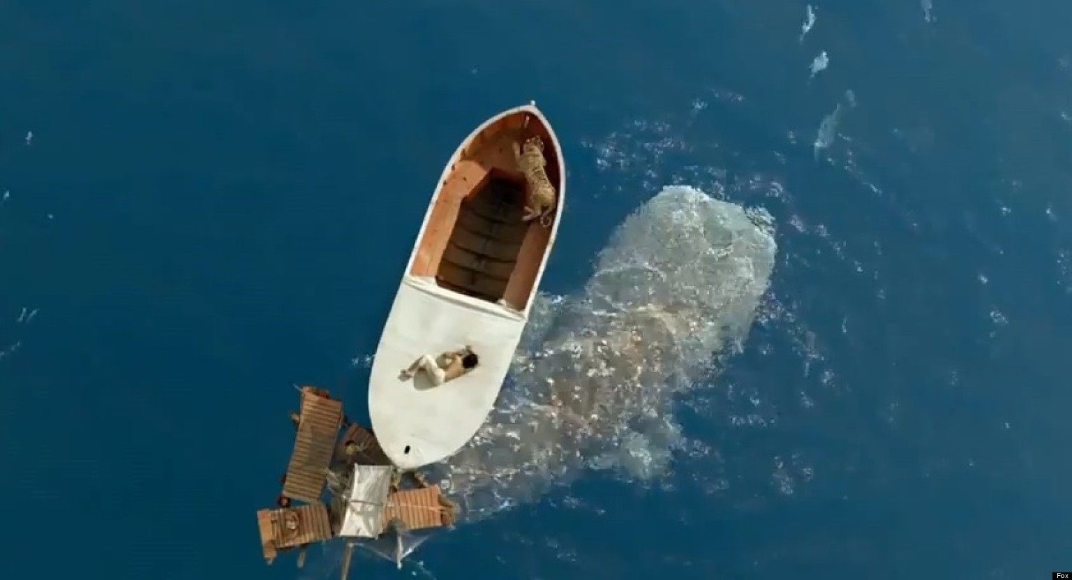 Life Of Pi International Trailer FIrst Look At Tobey Maguire Replacement Rafe Spall VIDEO