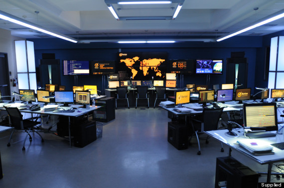 recreation of norton security operations center