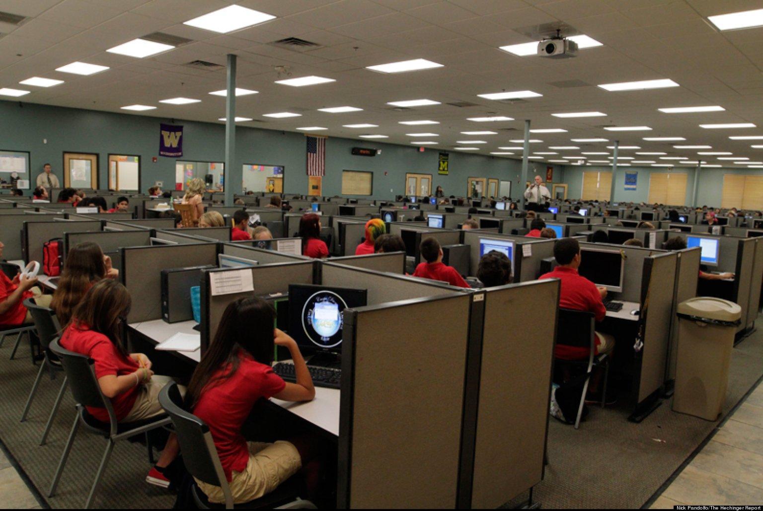Arizona Legislator Spends The Day With Avondale Charter School Students Mark Cardenasreading
