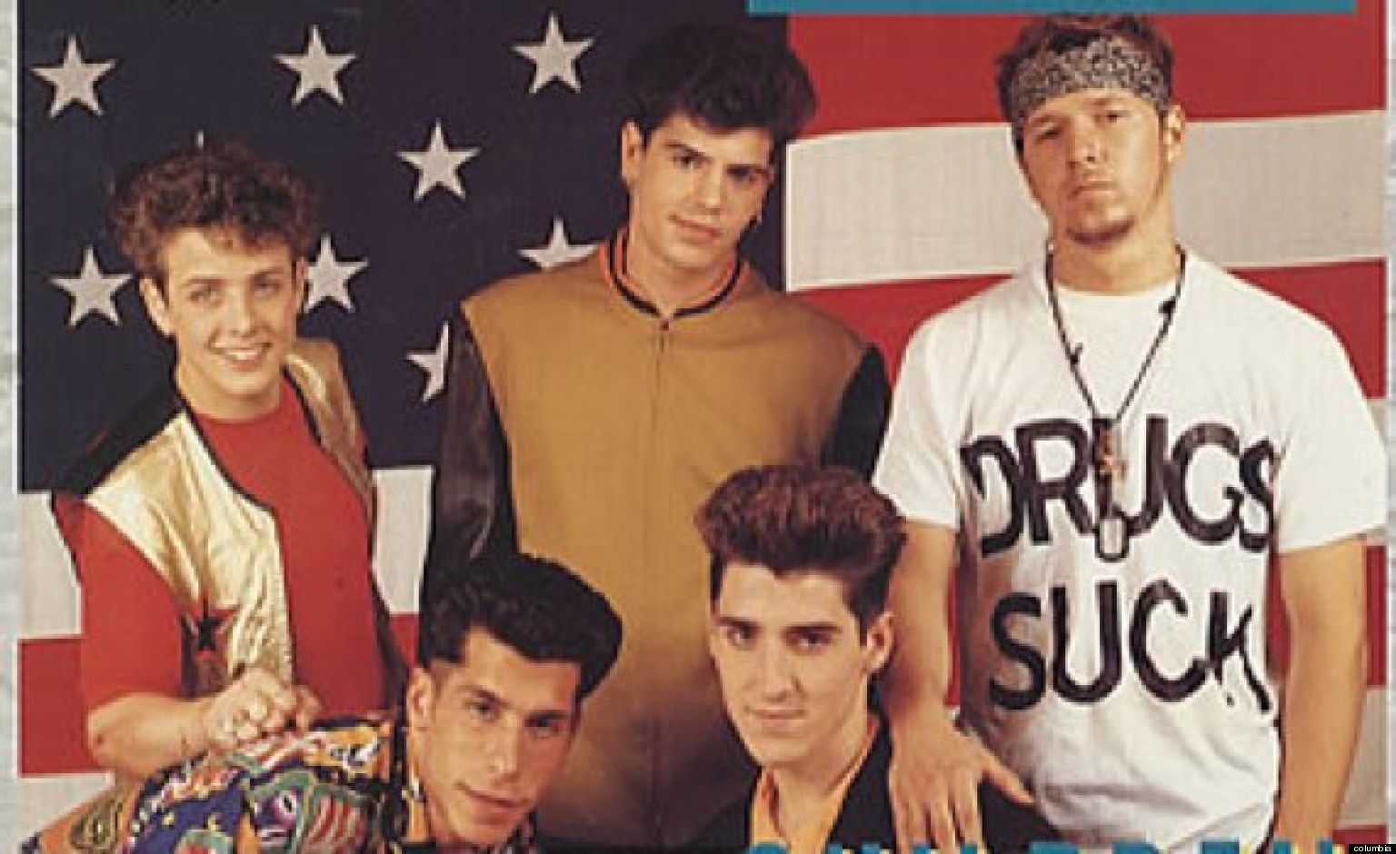 Remember This? New Kids On The Block's 'Tonight'